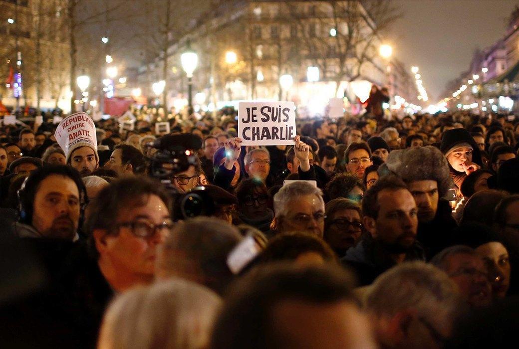 Расстрел Charlie Hebdo: Почему я не верю в «мирную религию». Изображение № 1.