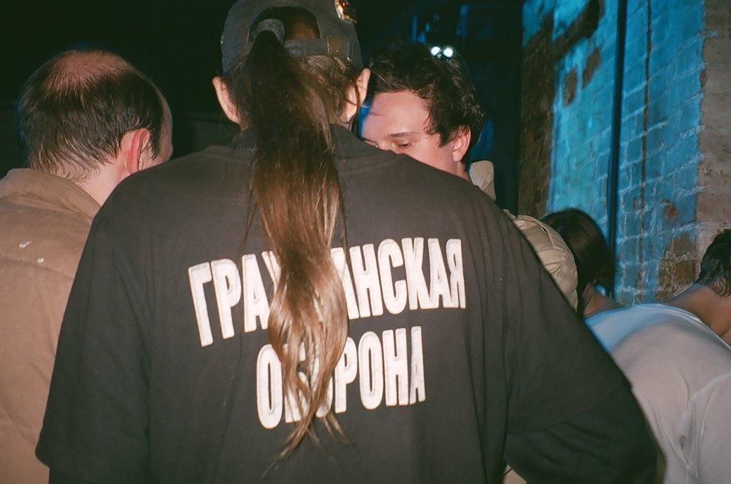 Фоторепортаж: «Замес» в клубе «Смена». Изображение № 8.