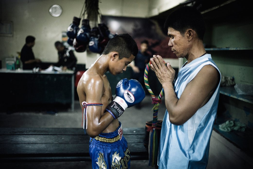 Бокс против нищеты: Как тайские подростки находят спасение от бедности на ринге. Изображение № 14.
