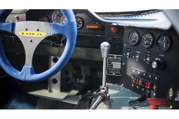 Гоночный автомобиль Lola T70 из фильма «Ле-Ман» со Стивом Маккуином выставлен на аукцион. Изображение № 6.