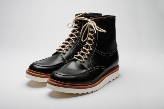 Марка Grenson выпустила осеннюю коллекцию обуви. Изображение № 4.