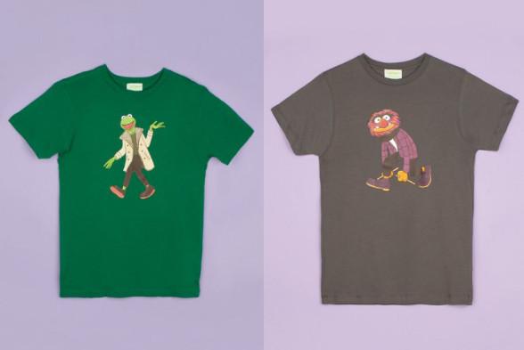 Совместная коллекция The Muppets и марки Opening Ceremony. Изображение № 11.