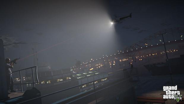 Опубликованы новые скриншоты игры GTA V. Изображение № 4.