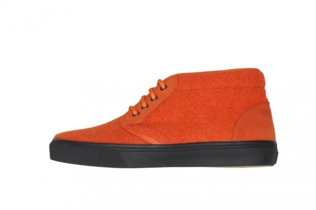 Итальянские марки Stone Island и Diemme представили совместную коллекцию обуви. Изображение № 8.