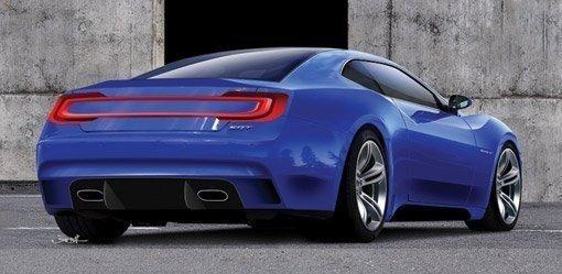 Стали известны подробности о новом маслкаре Plymouth Barracuda, выпускаемом компанией Chrysler. Изображение № 2.