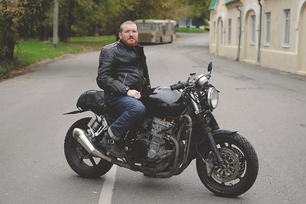 Владельцы кастомов рассказывают о своих мотоциклах. Изображение № 4.
