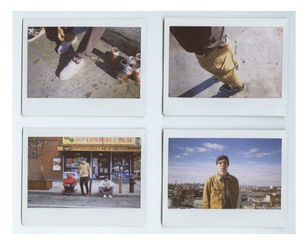 Марка Huf опубликовала второй лукбук весенней коллекции одежды. Изображение № 35.