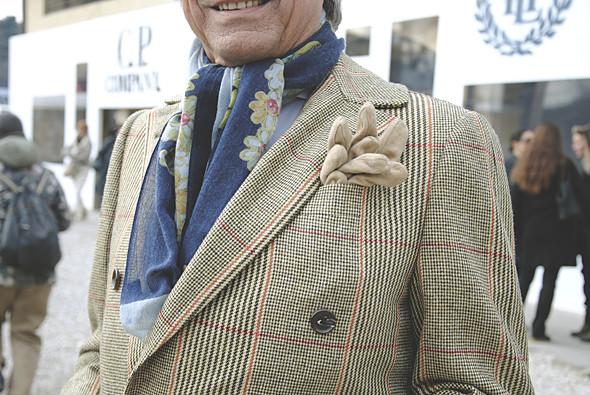 Детали: Репортаж с выставки мужской одежды Pitti Uomo. День третий. Изображение № 25.