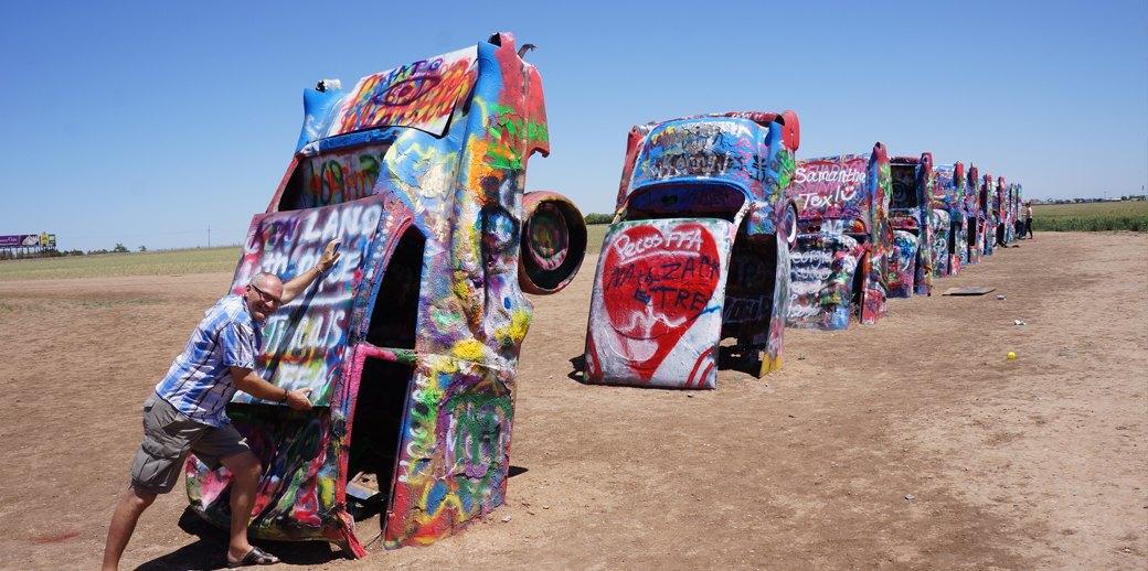 «Ранчо Кадиллак»: Как автомобильное кладбище превратилось в легенду. Изображение № 5.