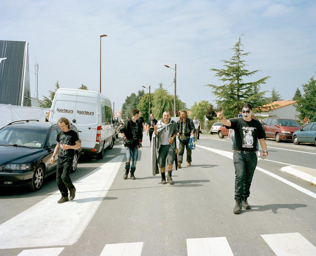 Убийцы: Как выглядят фанаты главной в мире метал-группы. Изображение № 3.