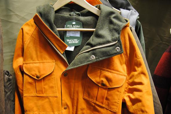 Похожая модель есть еще в оранжевом цвете и с другими карманами на груди.. Изображение № 13.