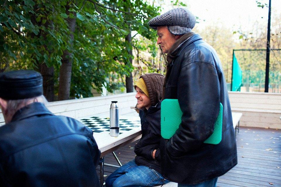 Олд бой: Как старики уделали меня в шахматном сражении. Изображение № 8.