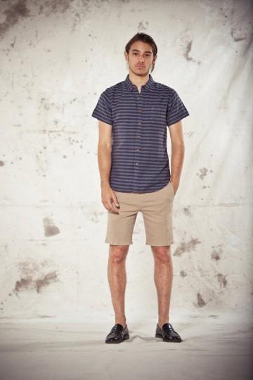 Марка Obey выпустила лукбук весенней коллекции одежды. Изображение № 5.
