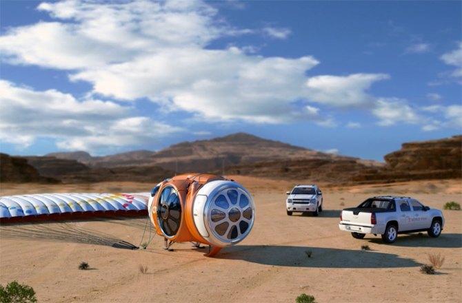 Американская компания предлагает полет в космос за 75 тысяч долларов. Изображение № 4.