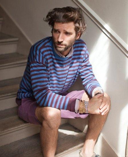 Mr. Porter и французская марка AMI представили совместную коллекцию одежды. Изображение № 4.
