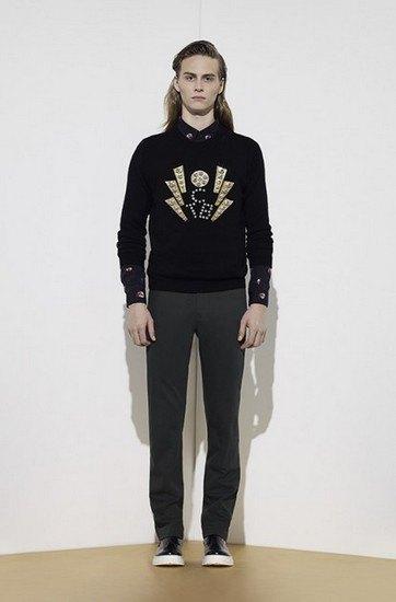 Марка Opening Ceremony опубликовала лукбук осенней коллекции одежды. Изображение № 30.