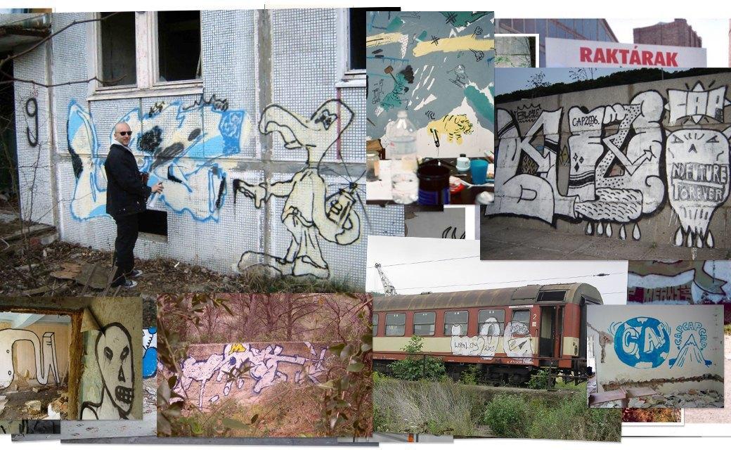 Банда аутсайдеров: Как уличные художники возвращают искусству граффити дух протеста. Изображение № 3.