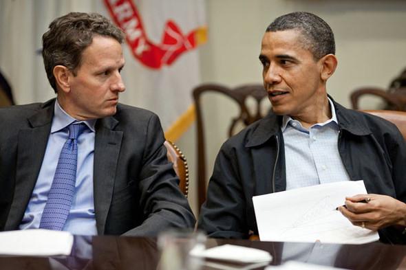 Наглядный пример: Барак Обама. Изображение № 43.