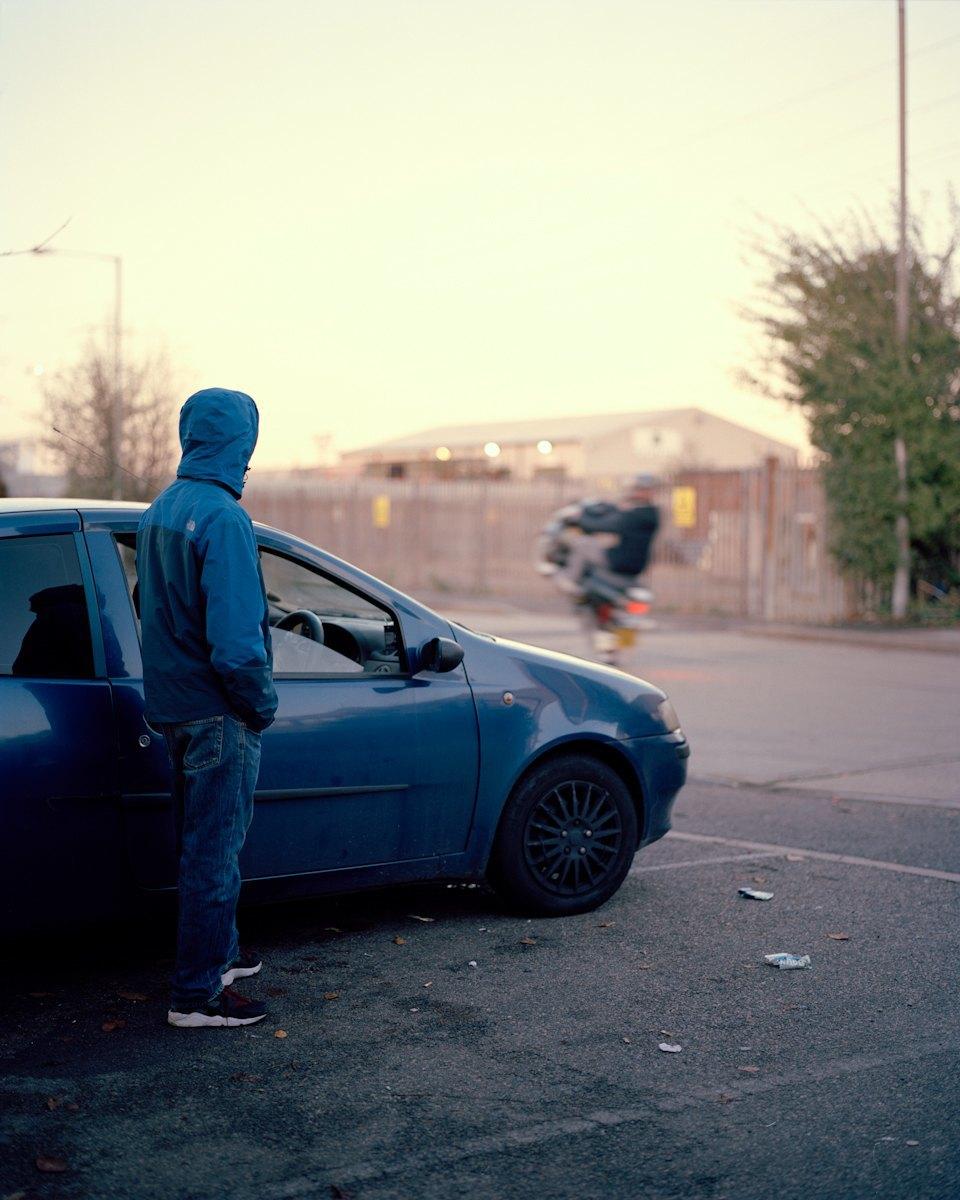 Фотопроект: Лондонские гопники и их мотоциклы. Изображение № 27.