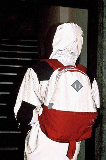 Марки Supreme и The North Face представили совместную коллекцию одежды. Изображение № 2.