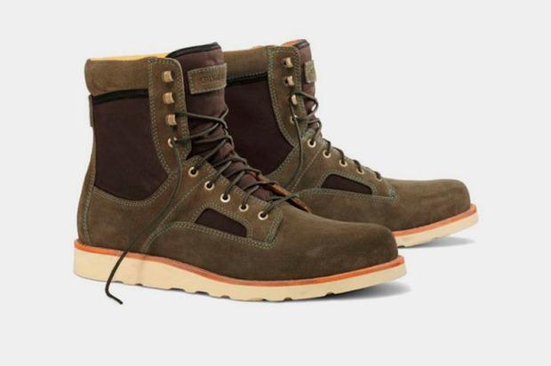 Марка Timberland выпустила осеннюю коллекцию обуви. Изображение № 2.
