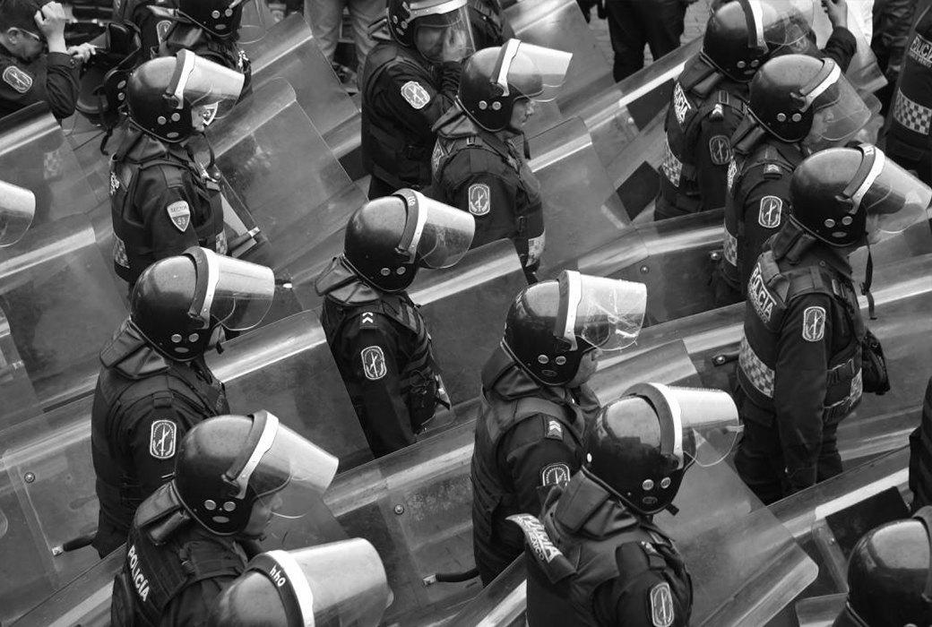 Масса ответственности: Как управлять толпой? . Изображение № 3.