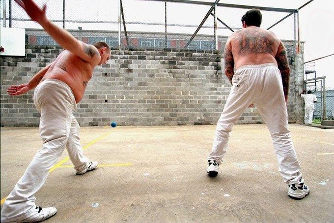 5 тюремных спортивных соревнований. Изображение № 3.