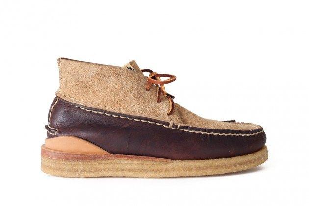 Марка Visvim представила вторую часть осенней коллекции обуви. Изображение № 3.
