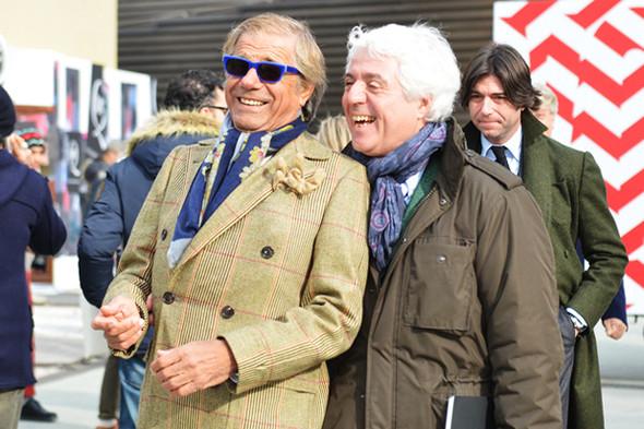 Итоги Pitti Uomo: 10 трендов будущей весны, репортажи и новые коллекции на выставке мужской одежды. Изображение № 146.