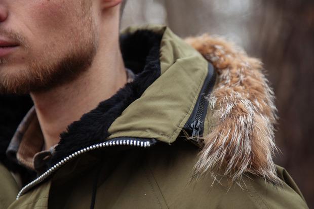 Магазин FOTT представил лукбук коллекции курток, выпущенных совместно с маркой Spiewak. Изображение № 8.