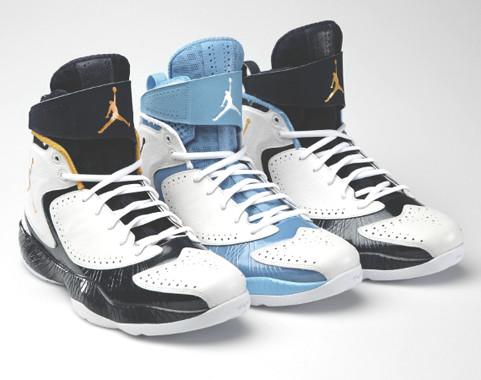 Компания Nike выпустила новую модель кроссовок Air Jordan. Изображение № 1.