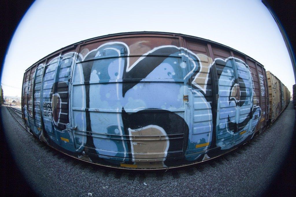 True 2 Death: Блог о разрисованных поездах из Южной Калифорнии. Изображение № 8.