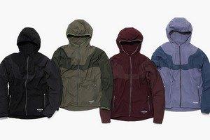 Марки Nike и Undercover представили совместную коллекцию одежды линейки Gyakusou. Изображение № 7.