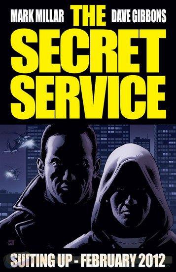 Режиссер «Пипца» экранизирует еще один комикс Марка Миллара «Тайная служба». Изображение № 1.