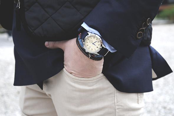 Детали: Репортаж с выставки мужской одежды Pitti Uomo. День третий. Изображение № 11.