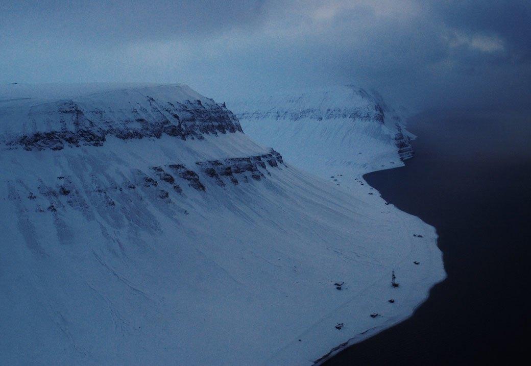 «А давайте все тут заморозим»: Как я провел две недели на Шпицбергене. Изображение № 3.
