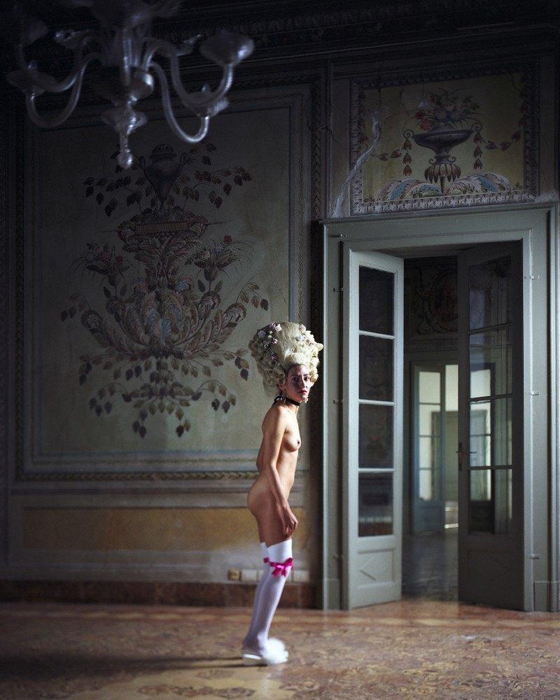Фотопроект: Сексуальность людей с ограниченными возможностями. Изображение № 2.