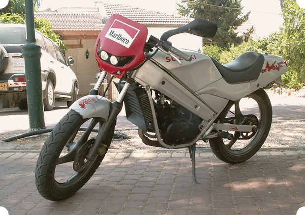 Начни с малого: 11 мотоциклов-малолитражек, для вождения которых не нужны права. Изображение № 12.