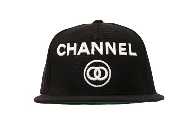 Известные работы марки SSUR:кепка Channel. Изображение № 2.