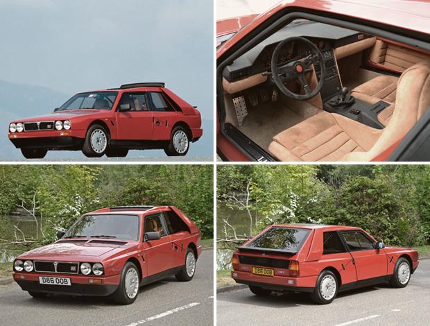 Гид по достижениям Lancia: 8 фантастических машин, опередивших свое время. Изображение № 12.