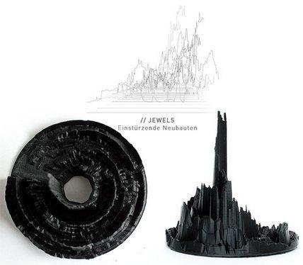 «Jewels» by Einstürzende Neubauten. Изображение № 1.