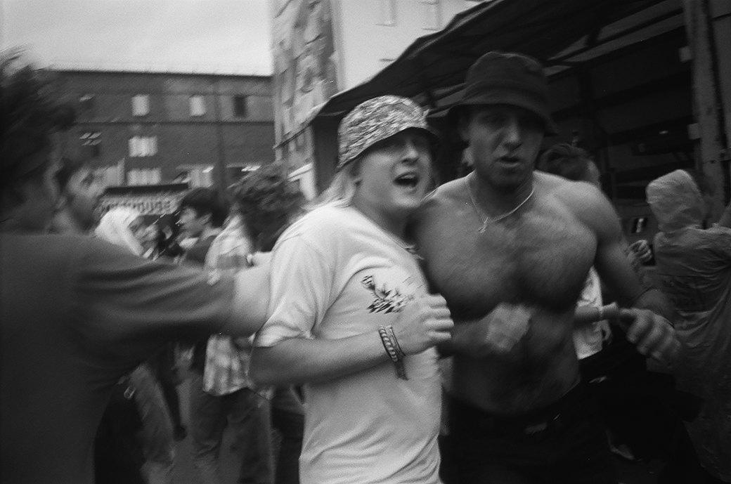 Фоторепортаж: Фестиваль новой российской рок-музыки «Боль». Изображение № 22.