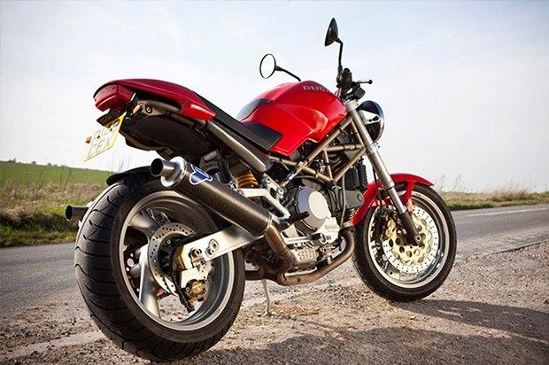 Современная классика: Гид по Ducati Monster как одному из лучших дорожных мотоциклов. Изображение № 3.