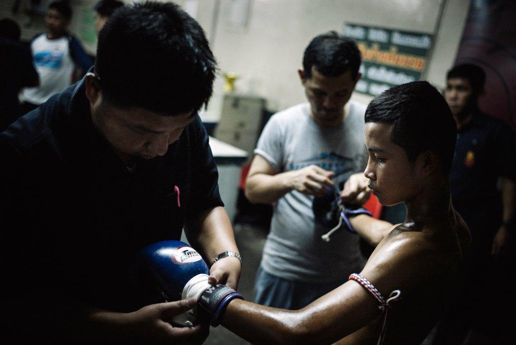 Бокс против нищеты: Как тайские подростки находят спасение от бедности на ринге. Изображение № 4.