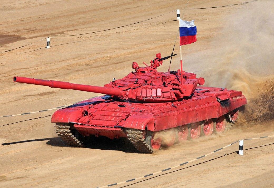 Танковый биатлон и ещё 15 идиотских идей соревнований для рекламы армии. Изображение № 2.