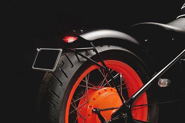 Мастерская Deus Ex Machina выпустила кастом на базе Kawasaki W650. Изображение № 4.