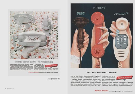 Вышла книга «Mid-Century Ads», посвященная истории рекламы в эпоху героев сериала Mad Men. Изображение № 2.