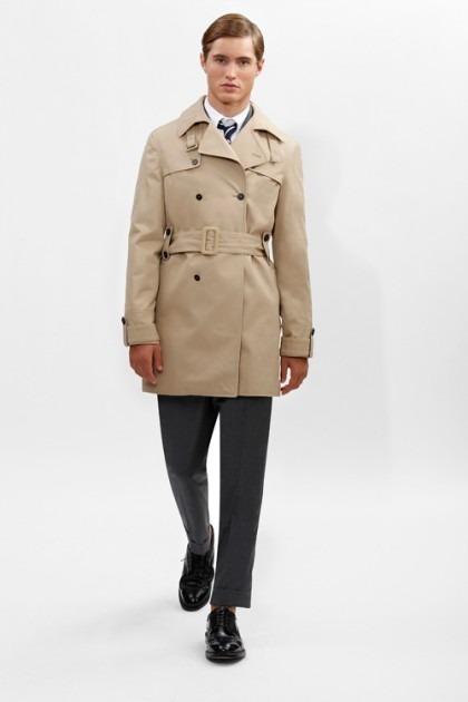 Марка Brooks Brothers представила новую коллекцию одежды линейки Black Fleece . Изображение № 4.