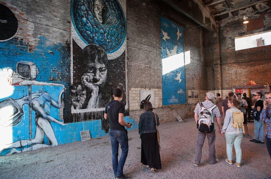 Для чего в Питере открыли музей уличного искусства и чьи работы там будут показывать. Изображение № 6.