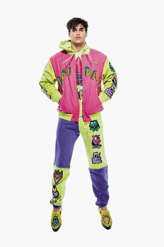 Джереми Скотт разработал новую коллекцию для Adidas Originals . Изображение № 5.